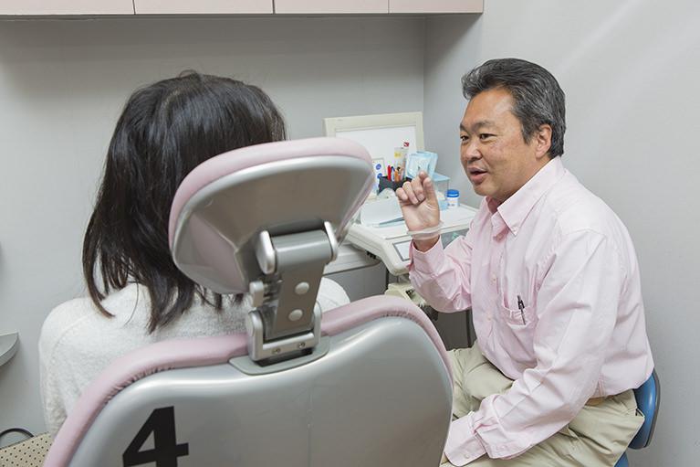 抜歯・非抜歯についての当院の考え方