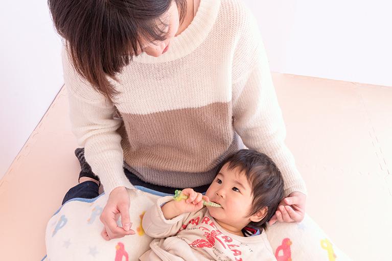 小児矯正治療でお母さんにお願いしたいこと